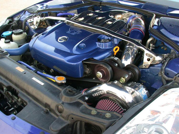 vortech 350z supercharger