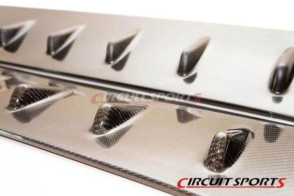 circuit sports 350z roof spoiler
