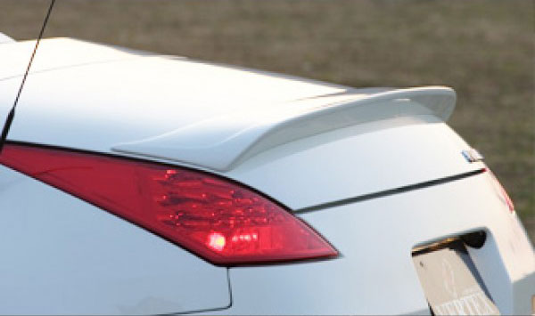 vertex subtle boot lip 350z wing