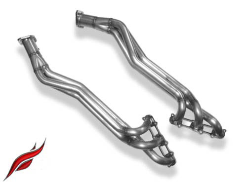 fast intentions 370Z headers
