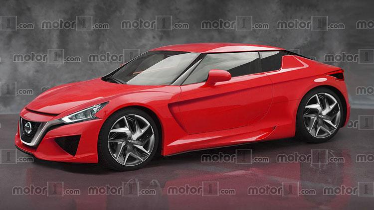 nissan 400z rumour concept car