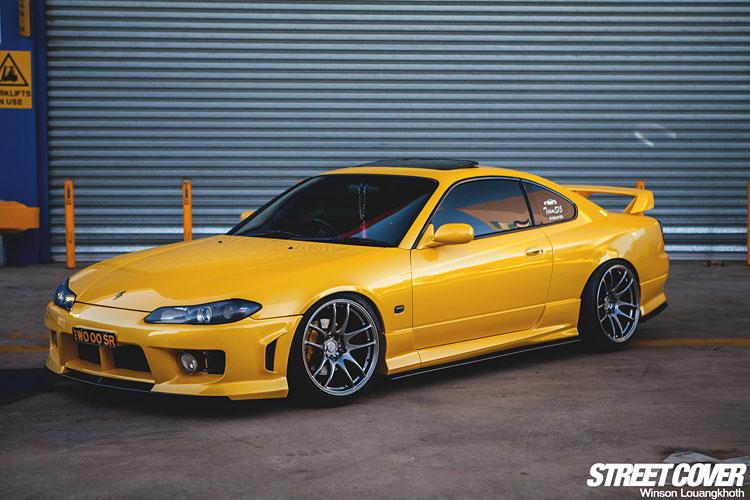 s15 yellow aero