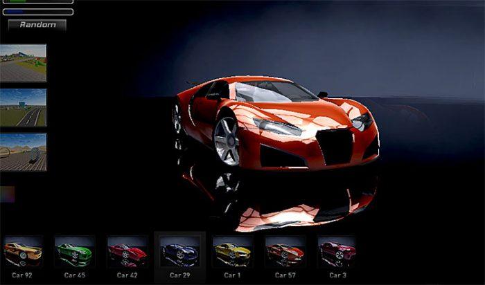 bugatti veyron fastest car