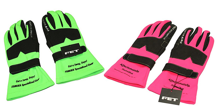 fetsport sumika racing gloves