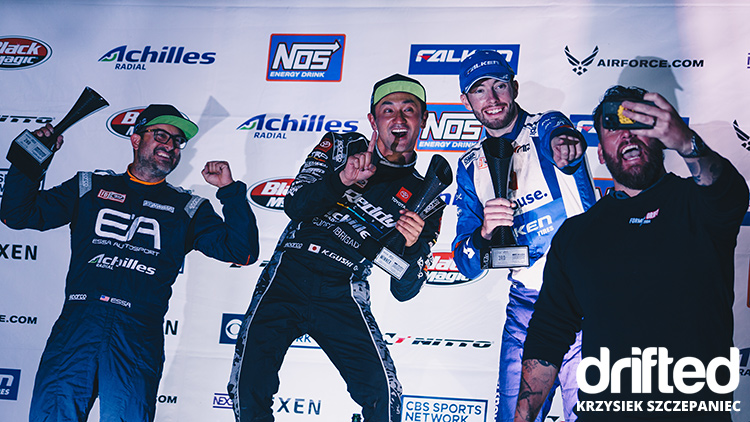 formula drift 2019 winner podium