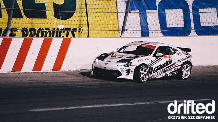 greddy gt86 formula drift car