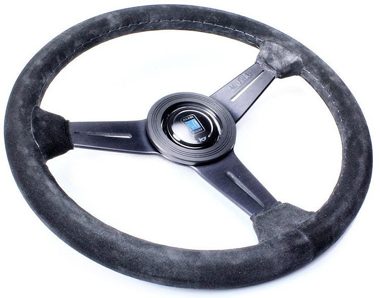 nardi classic suede racing steering wheel
