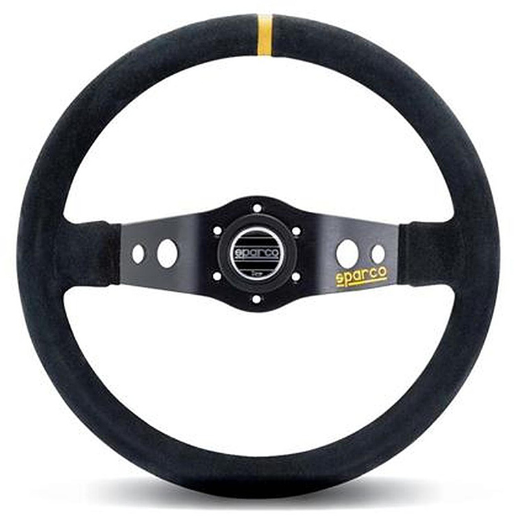 sparco 215 racing steering wheel