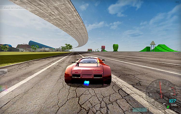 using nitro in madalin stunt cars 2