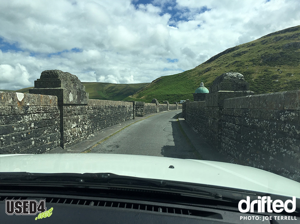 driving elan valley