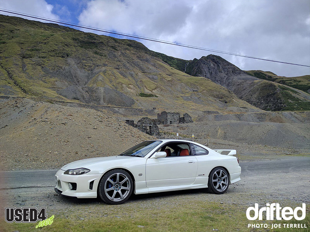 s15 parked elan valley