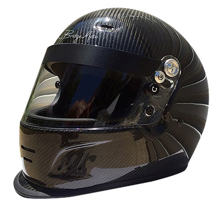 bridgemoto kamikaze racing helmet
