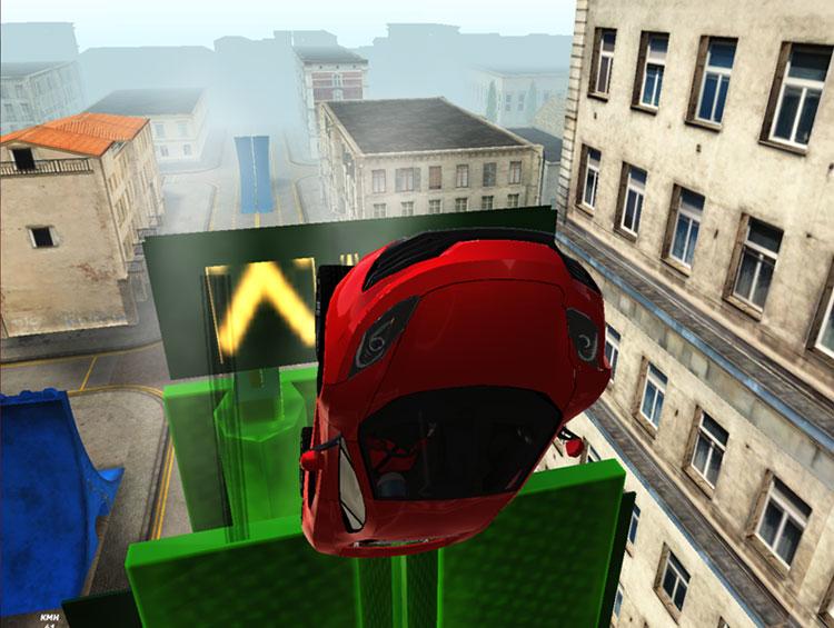 city stunts