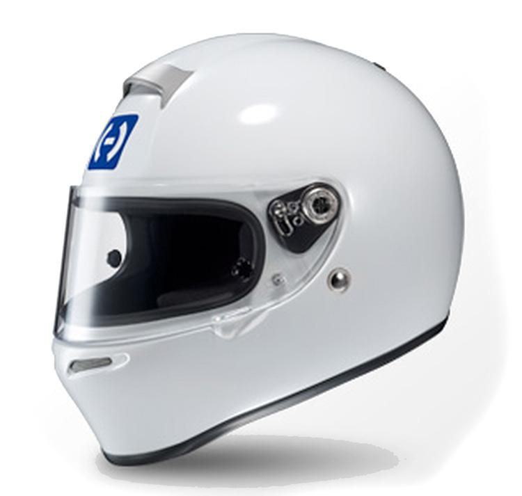 hjc si 12 ii black racing helmet