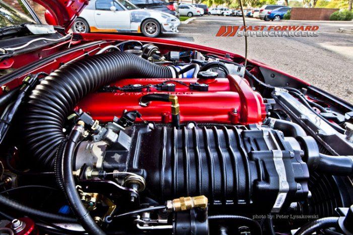 mx5 supercharger fast forward superchargers eaton mp62 kit miata supercharger kit