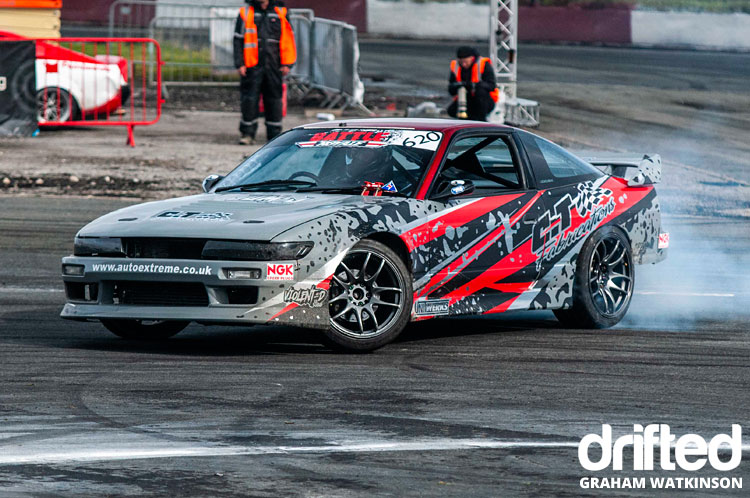 sil80 drifting