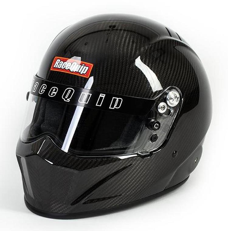 racequip carbon vesta15 racing helmet