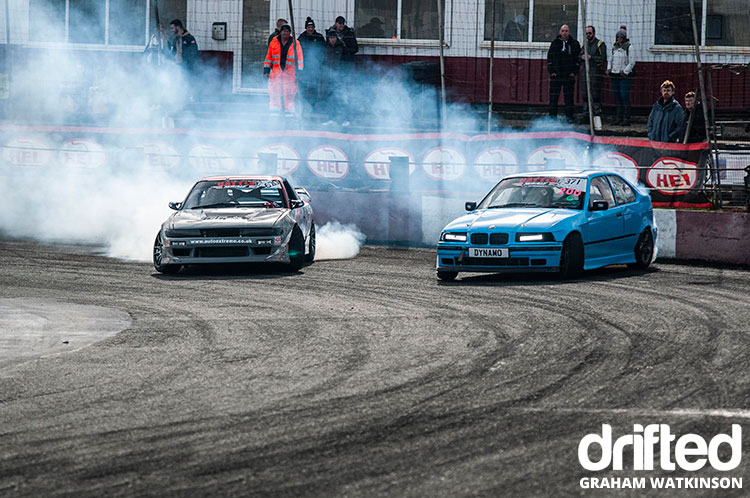 sil80 twin drift vs e36