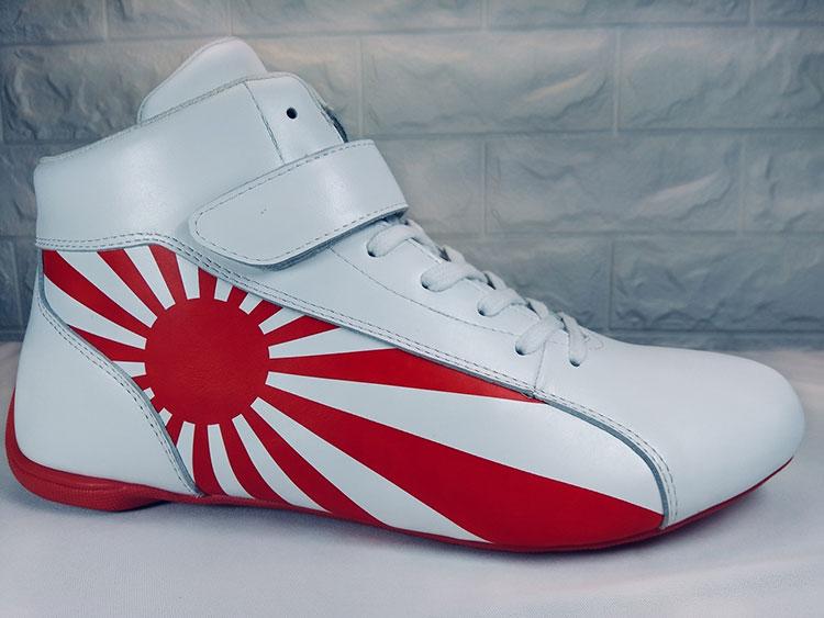 bridgemoto redline racing shoes
