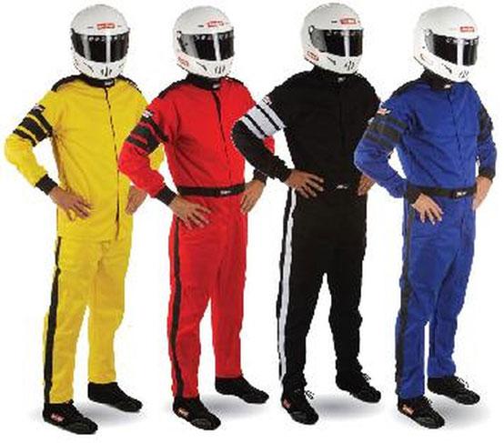 racequip 110 racing suit