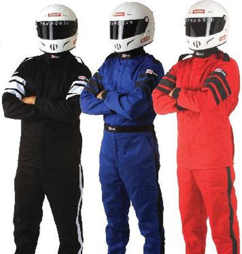 racequip 120 racing suit
