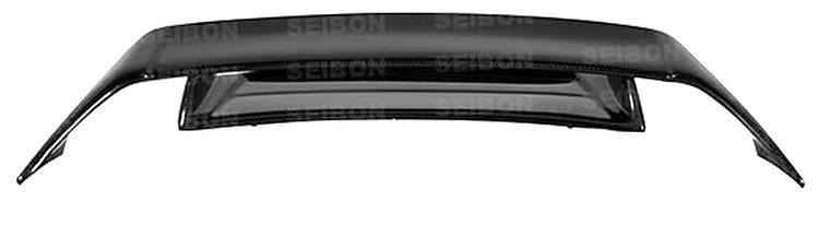 seibon nn carbon fiber 370z spoiler