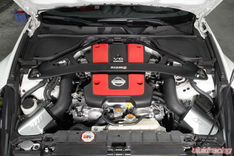 aem induction 370z intake