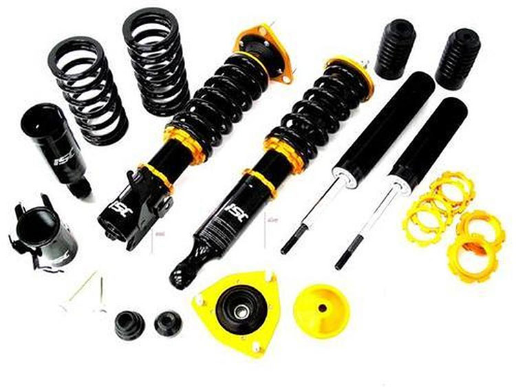 isc basic rsx coilovers