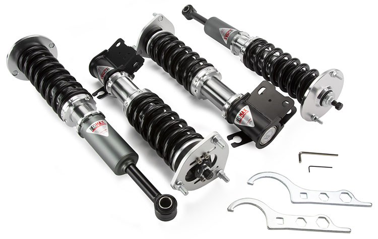 silvers neomax rsx coilovers