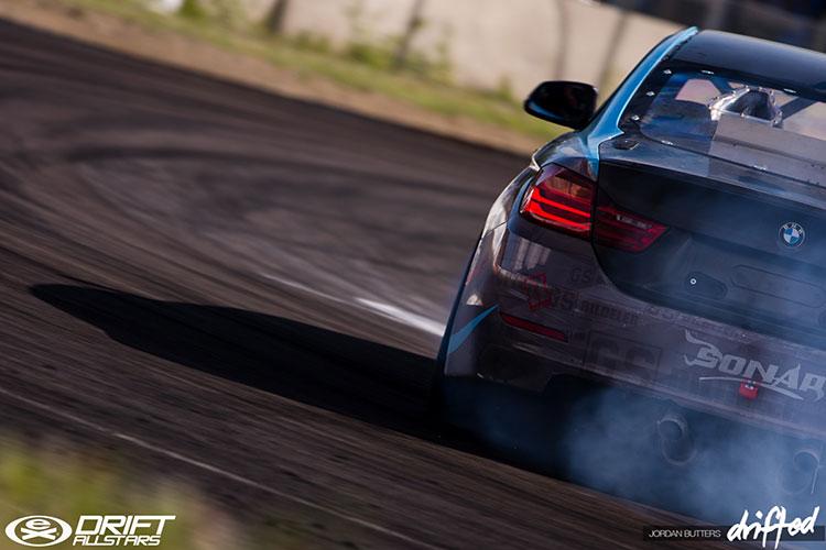 bmw m4 rear drifting