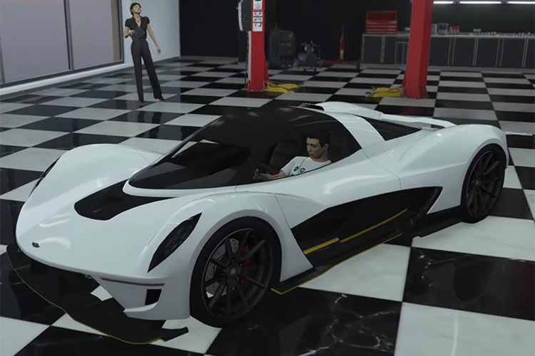 Fastest Cars In GTA Online – The Ultimate Guide | Drifted.com