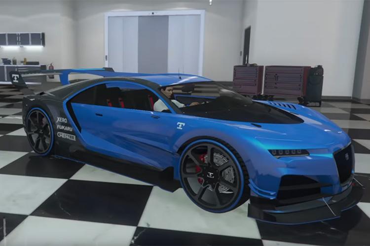 truffade nero custom