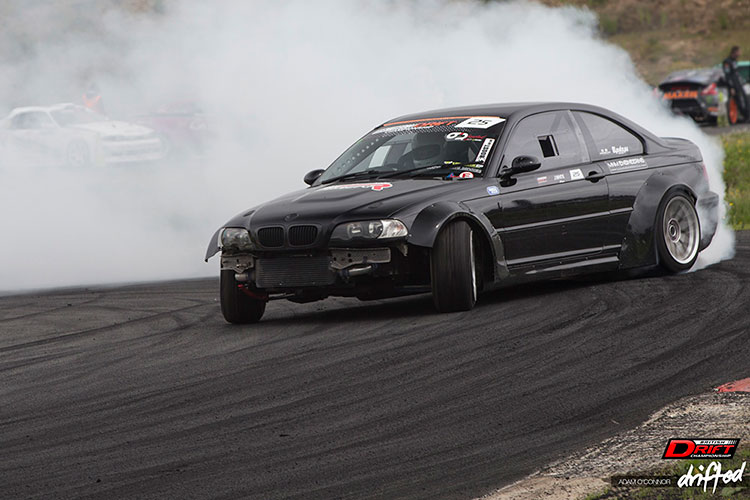 bmw e46 wide arch drift car
