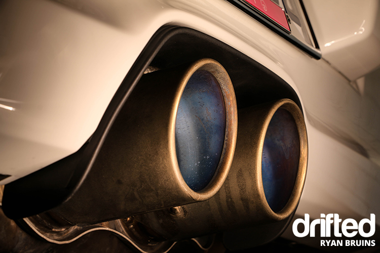 drifted scholarship winner exhaust