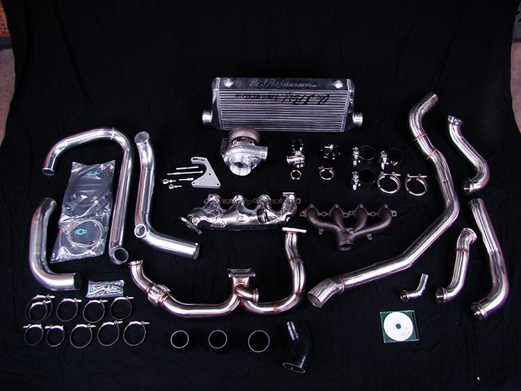 on3 performance single turbo kit