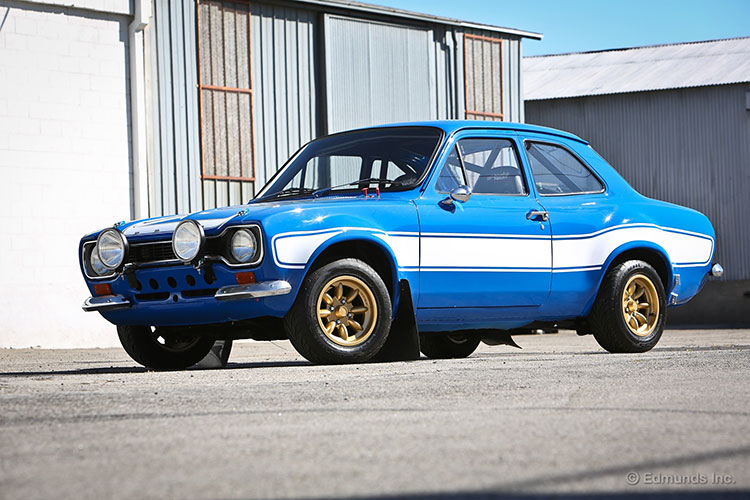 ford escort rs 200