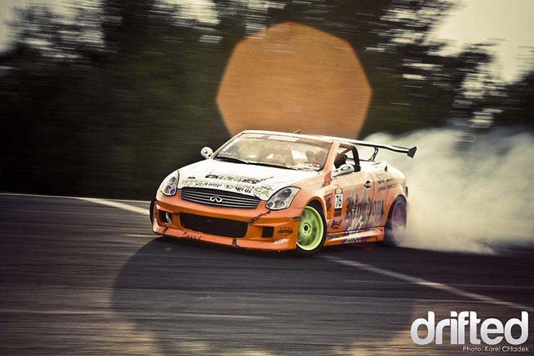 g35 drifting