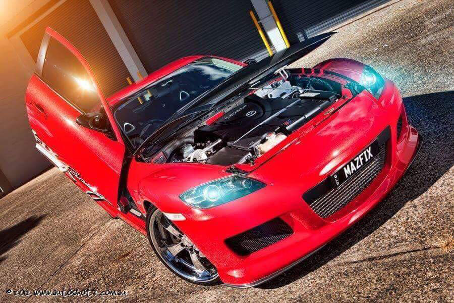 mazdafix rx-8 turbo kit