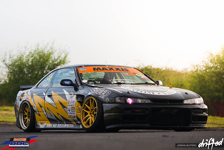 alex law bdc s14a s14 nissan silvia 240sx drift drifting drifted