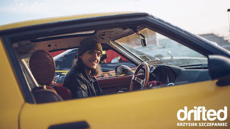 drift car owner