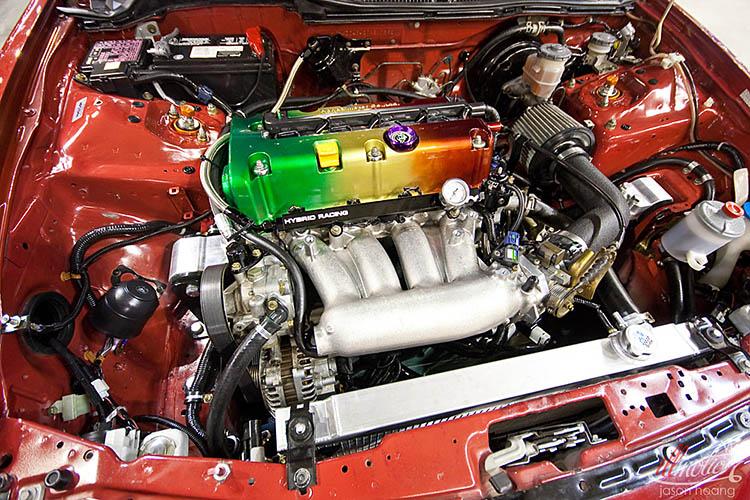 engine swap bay