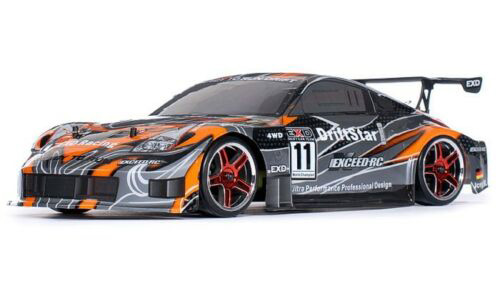 exceed rc drift star electric 350z