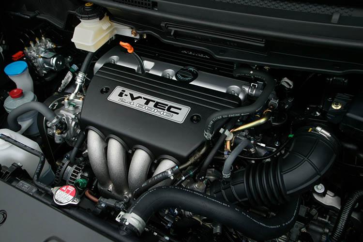 stock honda k24 engine