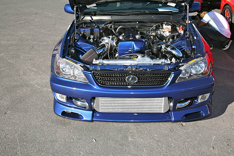 lexus engine swap