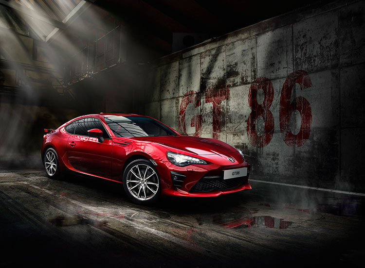 gt86 front end red