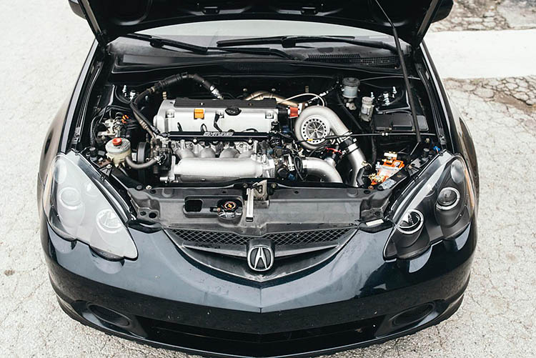 humble performance acura