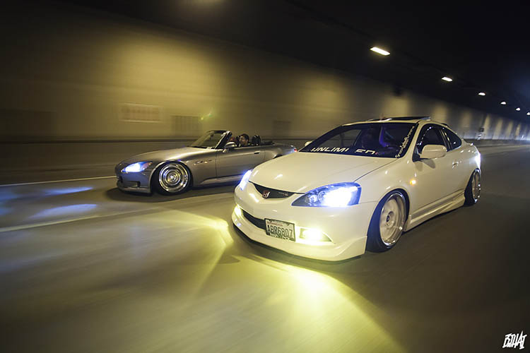 rsx turbo kit