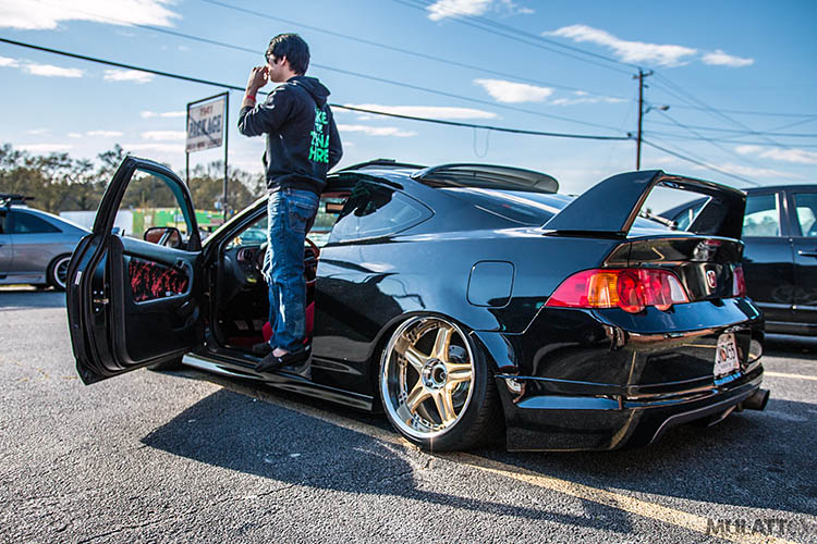 rsx exhaust