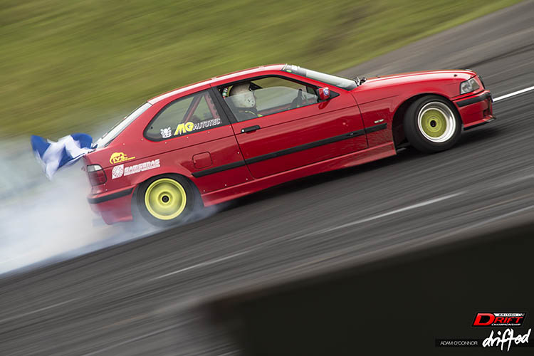 bmw e36 3 series drift scotland
