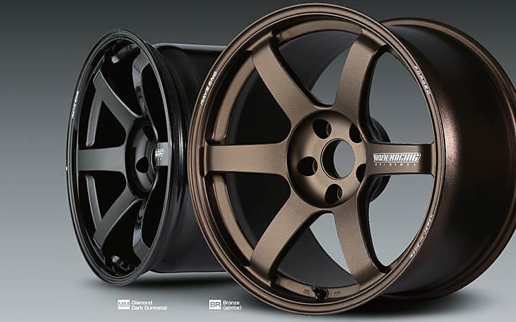 volk te37 wheel black bronzefeature